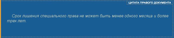 Цитата из правового документа. 2-я часть 3.8-й статьи КоАП РФ